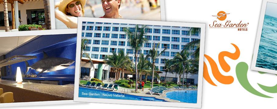 Sea Garden In Nuevo Vallarta Exotic U0026 Luxury Resorts   Nuevo Vallarta  Activities | Grupo Mayan Hotels U0026 Resorts